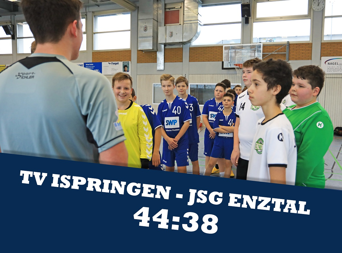 TV Ispringen - JSG Enztal (mC)